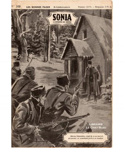 SONIA, La déportée de Sibérie (Ivan Kossorowsky) - Fascicule N° 169