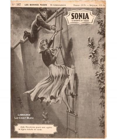 SONIA, La déportée de Sibérie (Ivan Kossorowsky) - Fascicule N° 167