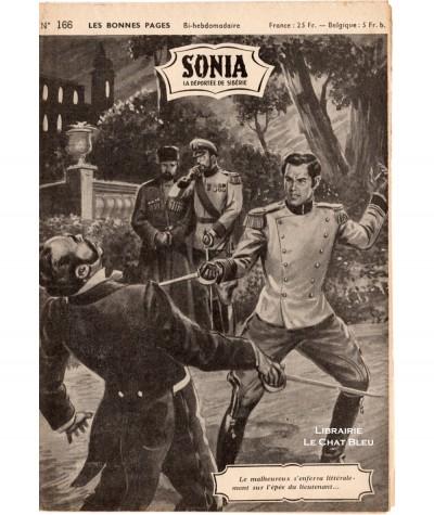 SONIA, La déportée de Sibérie (Ivan Kossorowsky) - Fascicule N° 166
