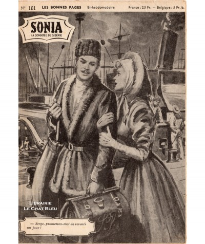 SONIA, La déportée de Sibérie (Ivan Kossorowsky) - Fascicule N° 161