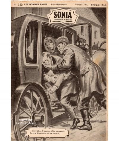 SONIA, La déportée de Sibérie (Ivan Kossorowsky) - Fascicule N° 160