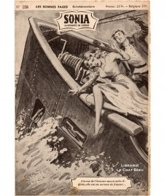 SONIA, La déportée de Sibérie (Ivan Kossorowsky) - Fascicule N° 159