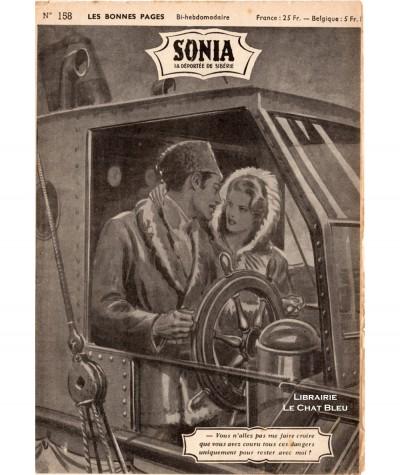 SONIA, La déportée de Sibérie (Ivan Kossorowsky) - Fascicule N° 158