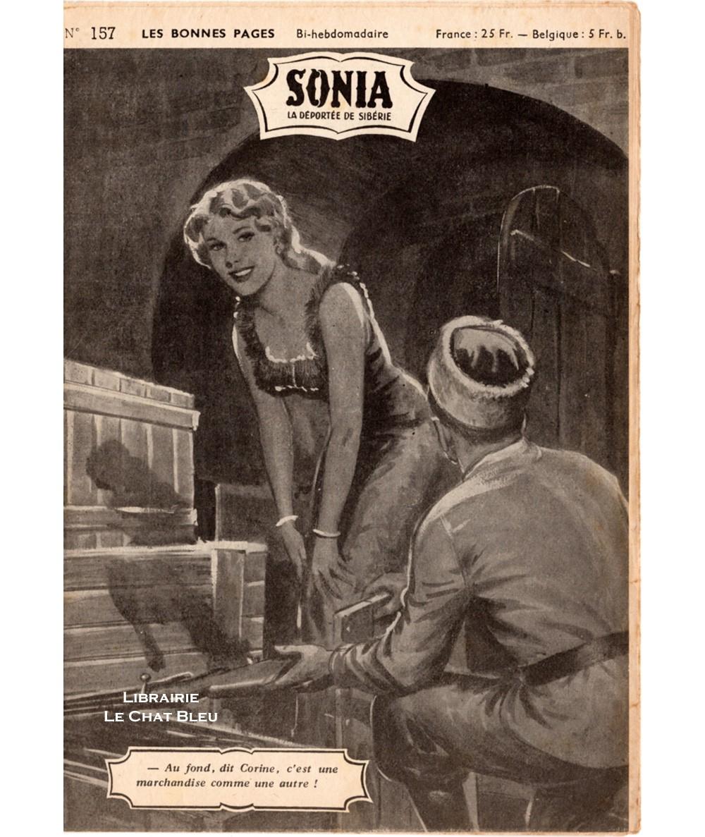 SONIA, La déportée de Sibérie (Ivan Kossorowsky) - Fascicule N° 157