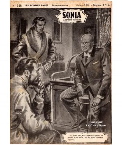 SONIA, La déportée de Sibérie (Ivan Kossorowsky) - Fascicule N° 156