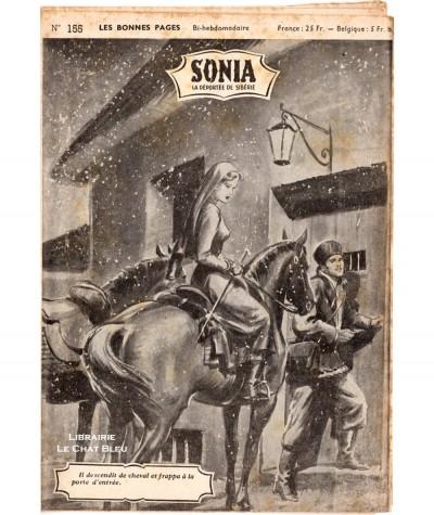 SONIA, La déportée de Sibérie (Ivan Kossorowsky) - Fascicule N° 155