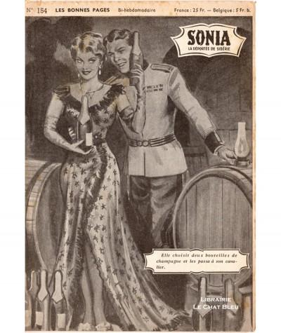 SONIA, La déportée de Sibérie (Ivan Kossorowsky) - Fascicule N° 154