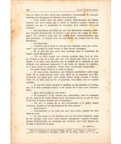 SONIA, La déportée de Sibérie (Ivan Kossorowsky) - Fascicule N° 153