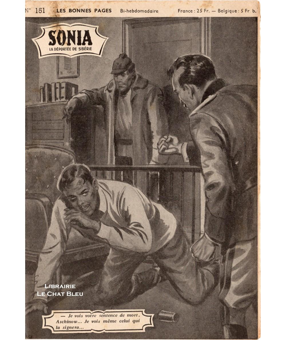 SONIA, La déportée de Sibérie (Ivan Kossorowsky) - Fascicule N° 151