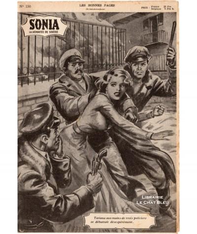 SONIA, La déportée de Sibérie (Ivan Kossorowsky) - Fascicule N° 150