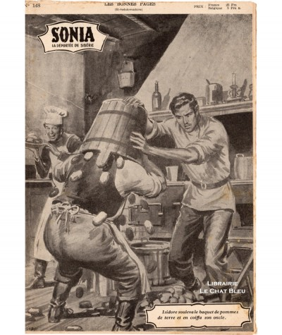 SONIA, La déportée de Sibérie (Ivan Kossorowsky) - Fascicule N° 148