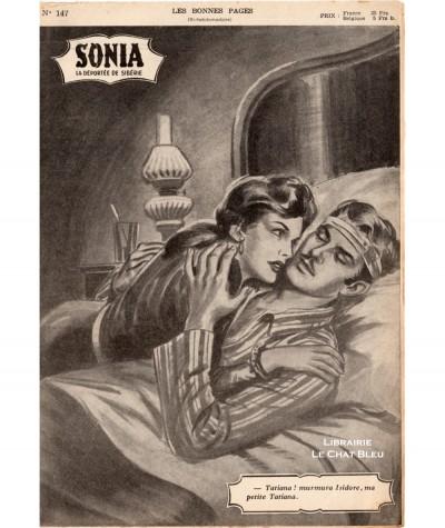 SONIA, La déportée de Sibérie (Ivan Kossorowsky) - Fascicule N° 147