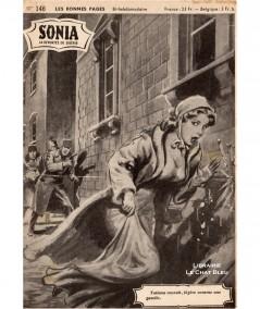 SONIA, La déportée de Sibérie (Ivan Kossorowsky) - Fascicule N° 146