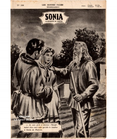 SONIA, La déportée de Sibérie (Ivan Kossorowsky) - Fascicule N° 144
