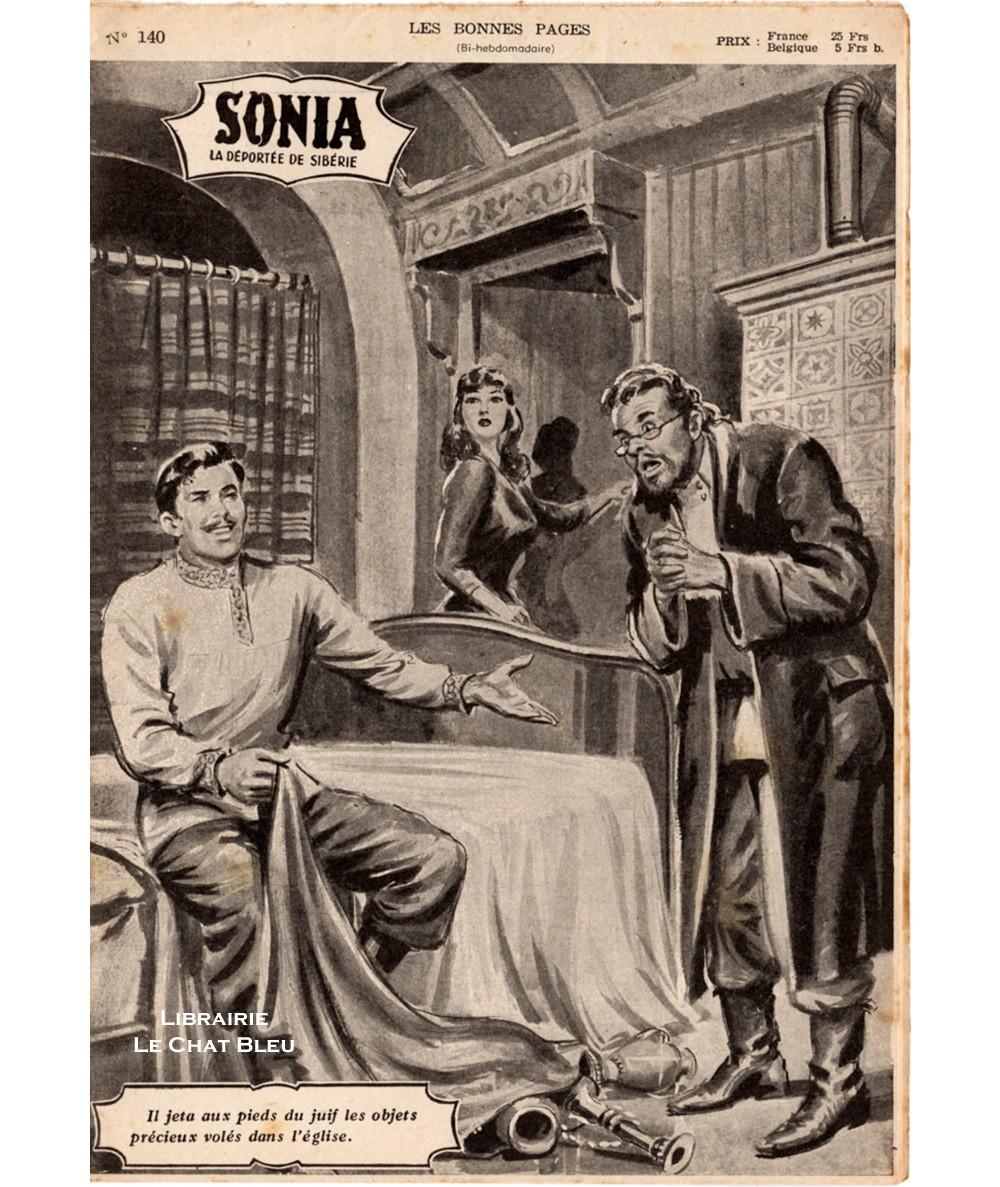 SONIA, La déportée de Sibérie (Ivan Kossorowsky) - Fascicule N° 140