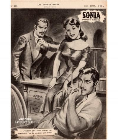 SONIA, La déportée de Sibérie (Ivan Kossorowsky) - Fascicule N° 139
