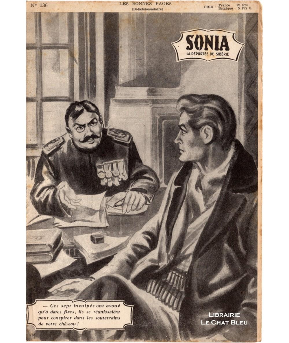 SONIA, La déportée de Sibérie (Ivan Kossorowsky) - Fascicule N° 136