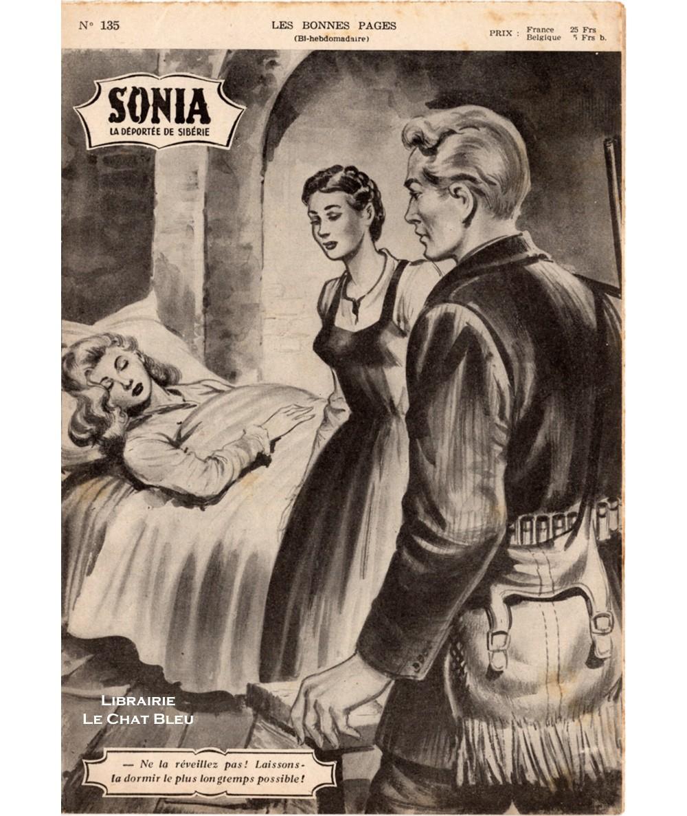 SONIA, La déportée de Sibérie (Ivan Kossorowsky) - Fascicule N° 135
