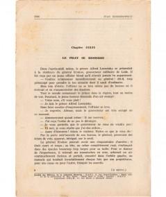 SONIA, La déportée de Sibérie (Ivan Kossorowsky) - Fascicule N° 134