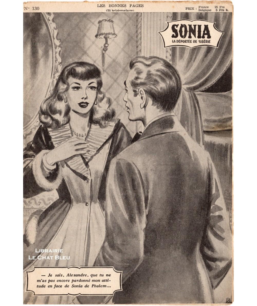 SONIA, La déportée de Sibérie (Ivan Kossorowsky) - Fascicule N° 130