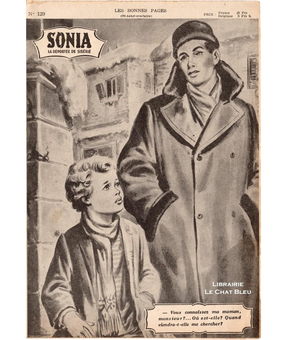 SONIA, La déportée de Sibérie (Ivan Kossorowsky) - Fascicule N° 129