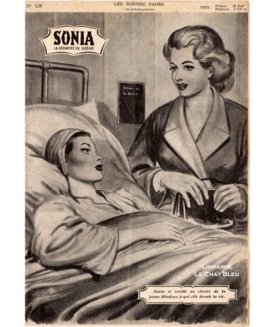 SONIA, La déportée de Sibérie (Ivan Kossorowsky) - Fascicule N° 128