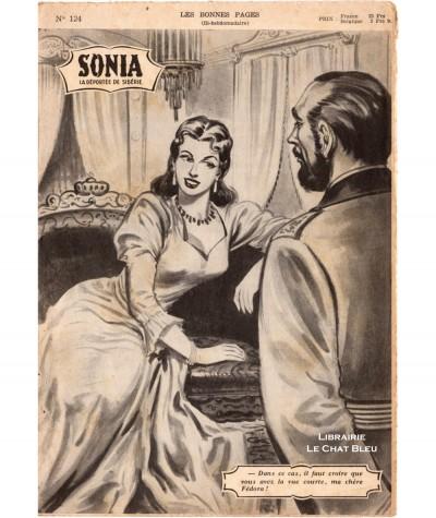 SONIA, La déportée de Sibérie (Ivan Kossorowsky) - Fascicule N° 124