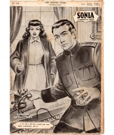 SONIA, La déportée de Sibérie (Ivan Kossorowsky) - Fascicule N° 122