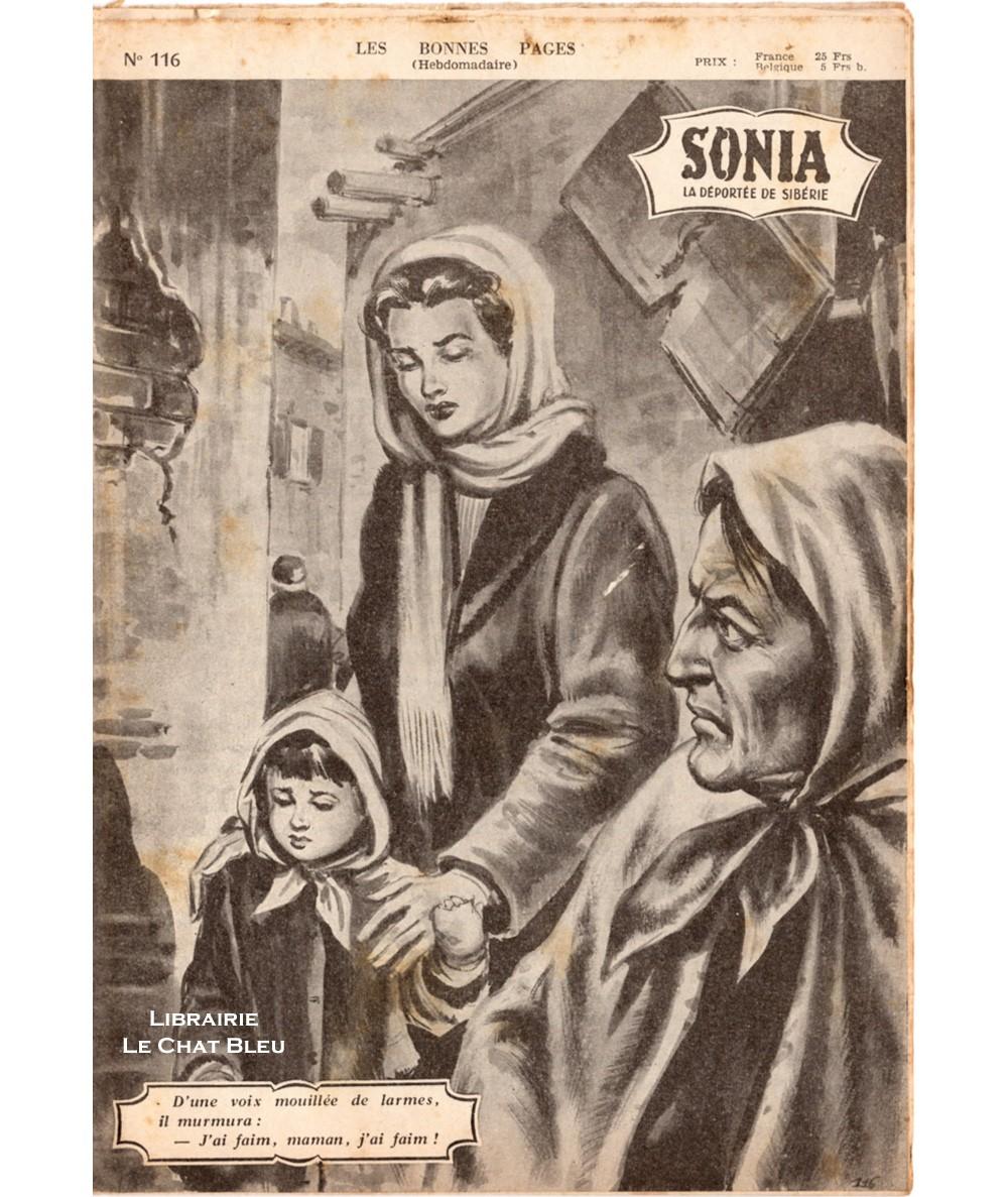 SONIA, La déportée de Sibérie (Ivan Kossorowsky) - Fascicule N° 116