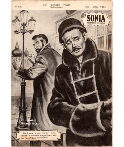 SONIA, La déportée de Sibérie (Ivan Kossorowsky) - Fascicule N° 115