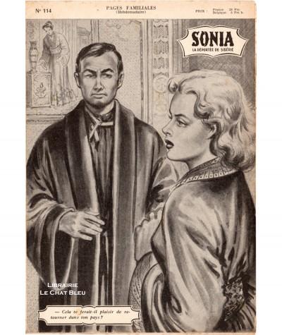 SONIA, La déportée de Sibérie (Ivan Kossorowsky) - Fascicule N° 114