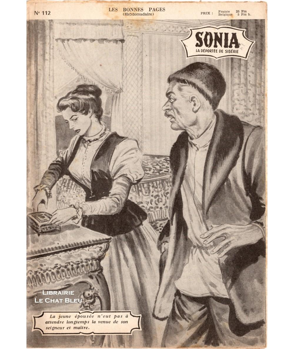 SONIA, La déportée de Sibérie (Ivan Kossorowsky) - Fascicule N° 112