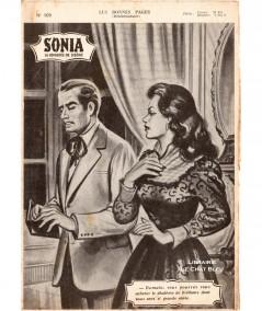 SONIA, La déportée de Sibérie (Ivan Kossorowsky) - Fascicule N° 109
