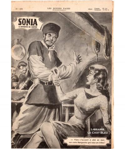 SONIA, La déportée de Sibérie (Ivan Kossorowsky) - Fascicule N° 101