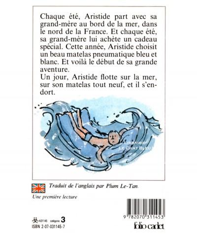 Aristide (Rosemary Friedman) - Folio Cadet N° 145 - Gallimard