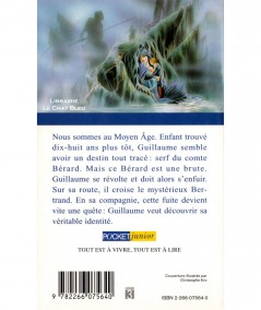 Sans nom ni blason (Jacqueline Mirande) - Pocket Junior N° 282