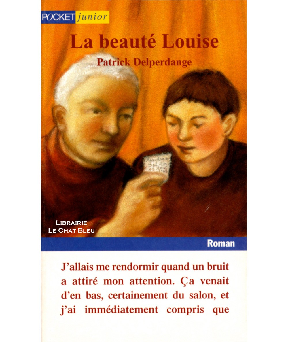 La beauté Louise (Patrick Delperdange) - Pocket Junior N° 632