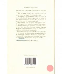 L'orpheline dans un arbre (Susie Morgenstern) - Collection Médium Club - L'école des loisirs