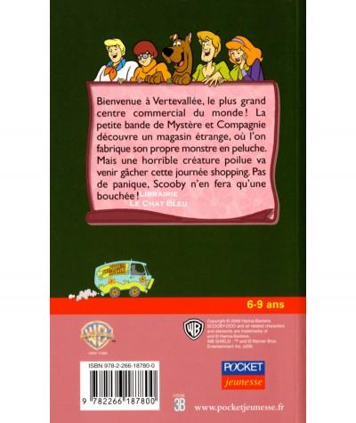 Scooby-Doo ! et la monstrueuse peluche géante (James Gelsey) - Pocket jeunesse N°2079