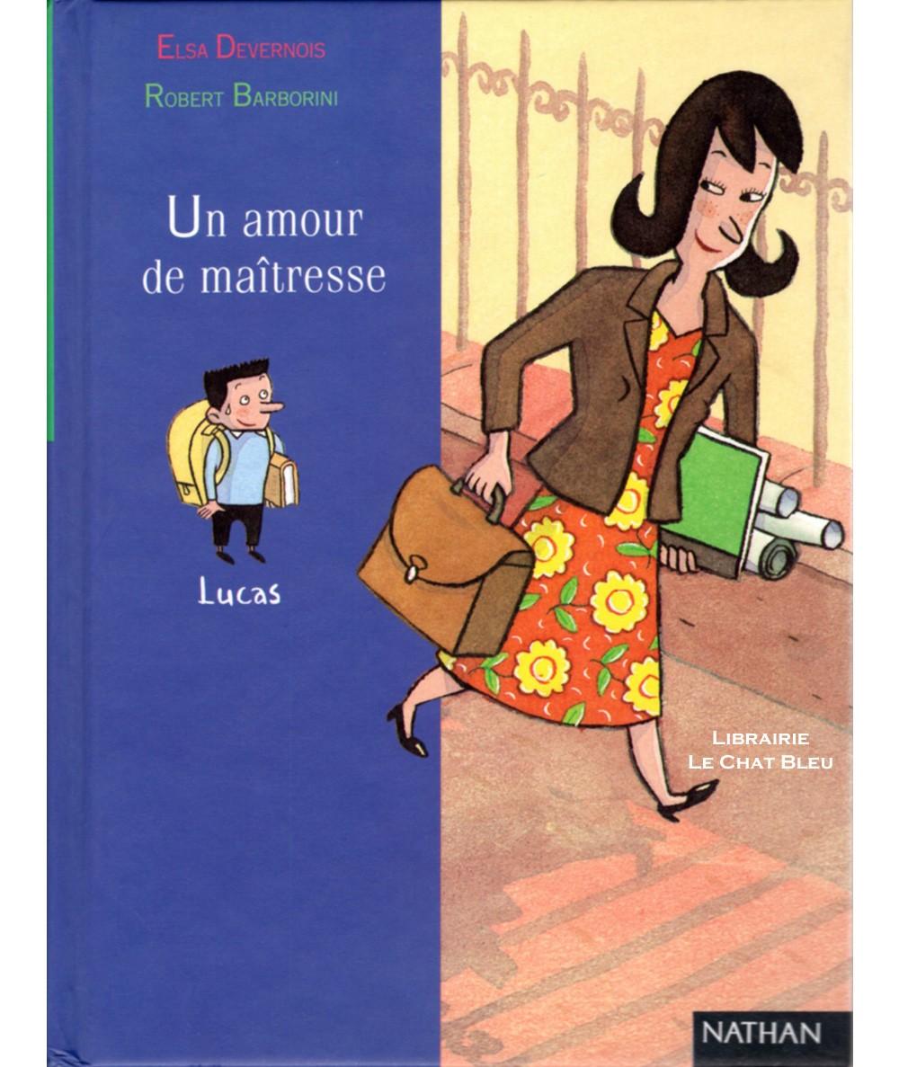 Un amour de maîtresse (Elsa Devernois, Robert Barborini) - Demi-lune N° 23 - Nathan