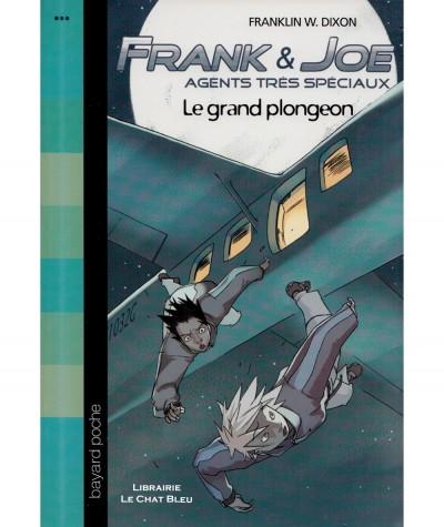 Frank & Joe, Agents très spéciaux T3 : Le grand plongeon (Franklin W. Dixon) - Bayard poche