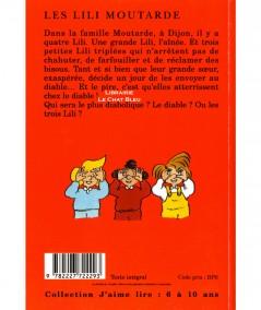 Les Lili Moutarde (Evelyne Reberg) - J'aime Lire N° 20 - Bayard poche