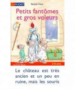 Petits fantômes et gros voleurs (Bärbel Haas) - Kid pocher N° 550