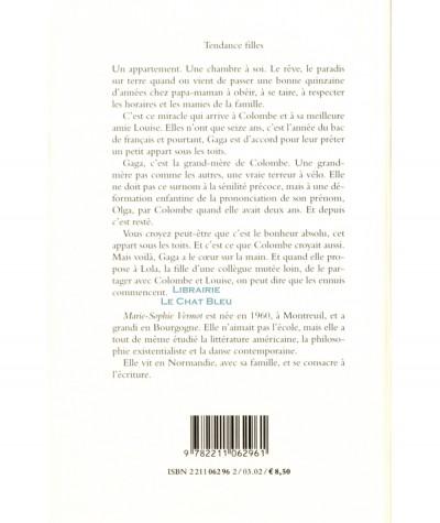 Tendance filles (Marie-Sophie Vermot) - Collection Médium - L'école des loisirs