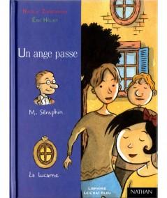 Un ange passe (Natalie Zimmermann) - Demi-lune N° 8 - Editions NATHAN