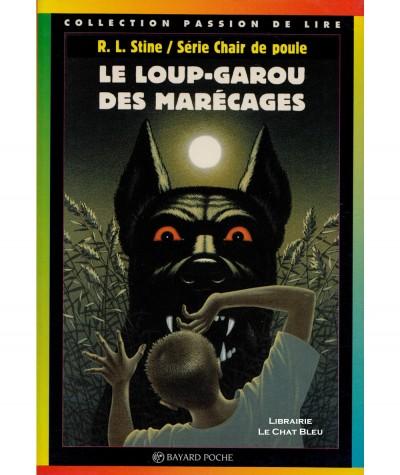 Chair de poule T13 : Le loup-garou des marécages (R.L. Stine) - Bayard Jeunesse