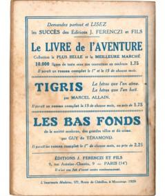 Après les caresses (A. Fougereuse) - Le Petit Livre Ferenczi N° 871
