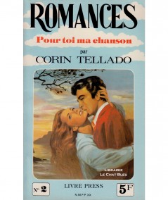 Pour toi ma chanson (Corin Tellado) - Romances N° 2