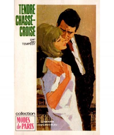 Tendre chassé-croisé (Jean Tempest) - Modes de Paris N° 33