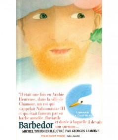 Barbedor (Michel Tournier) - Folio Cadet N° 72 - Gallimard